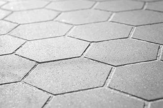 PAVERS FOR A WALKWAY