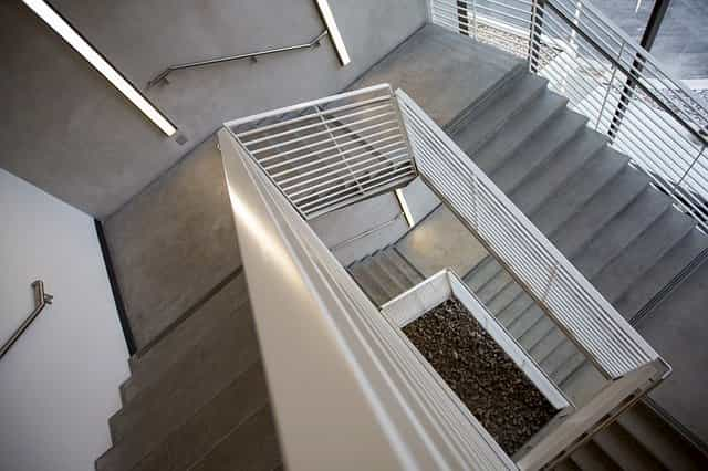CONCRETE STAIRS, COMMERCIAL CONCRETE CONTRACTOR